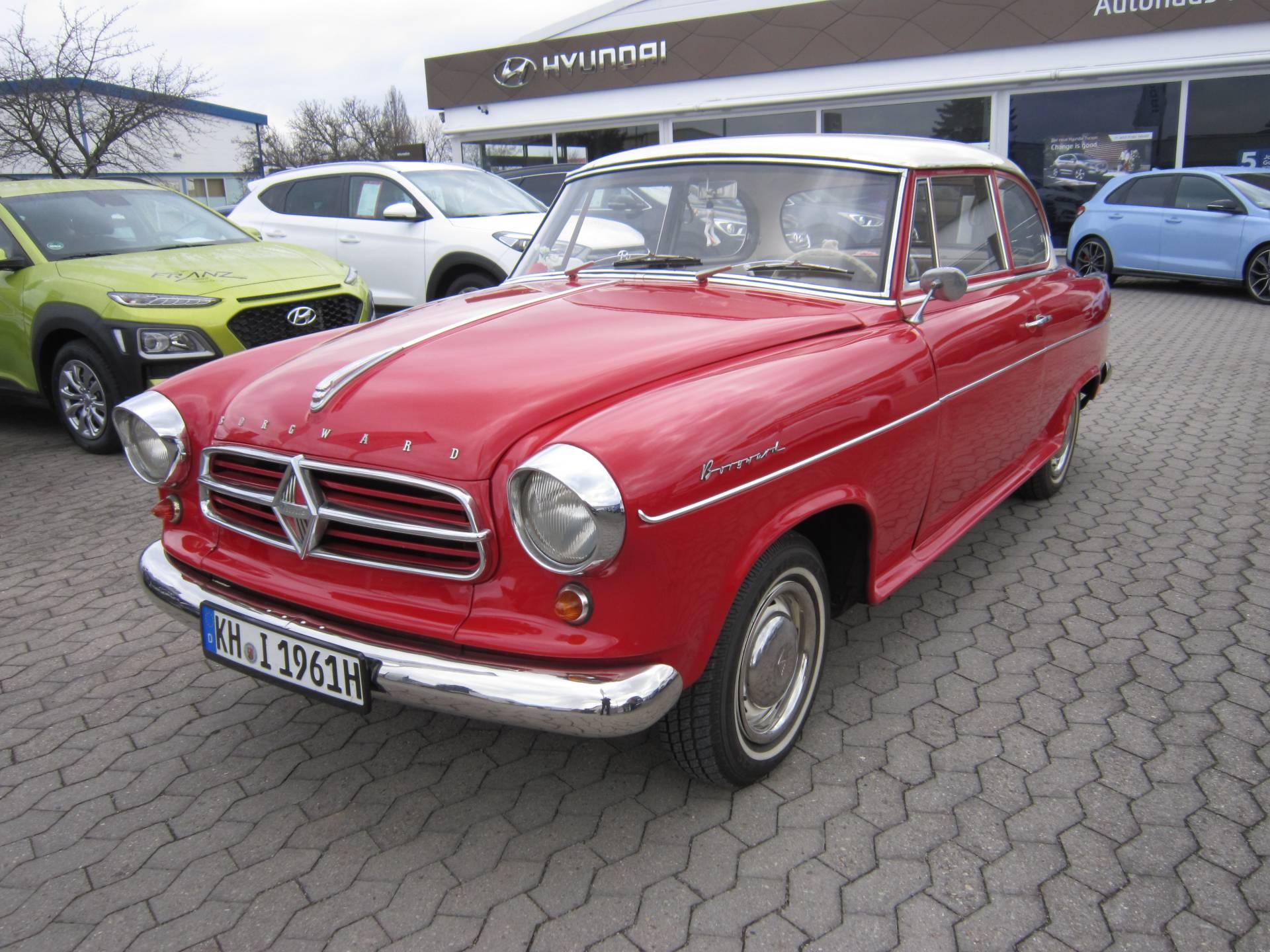 borgward isabella 1961 f r eur kaufen