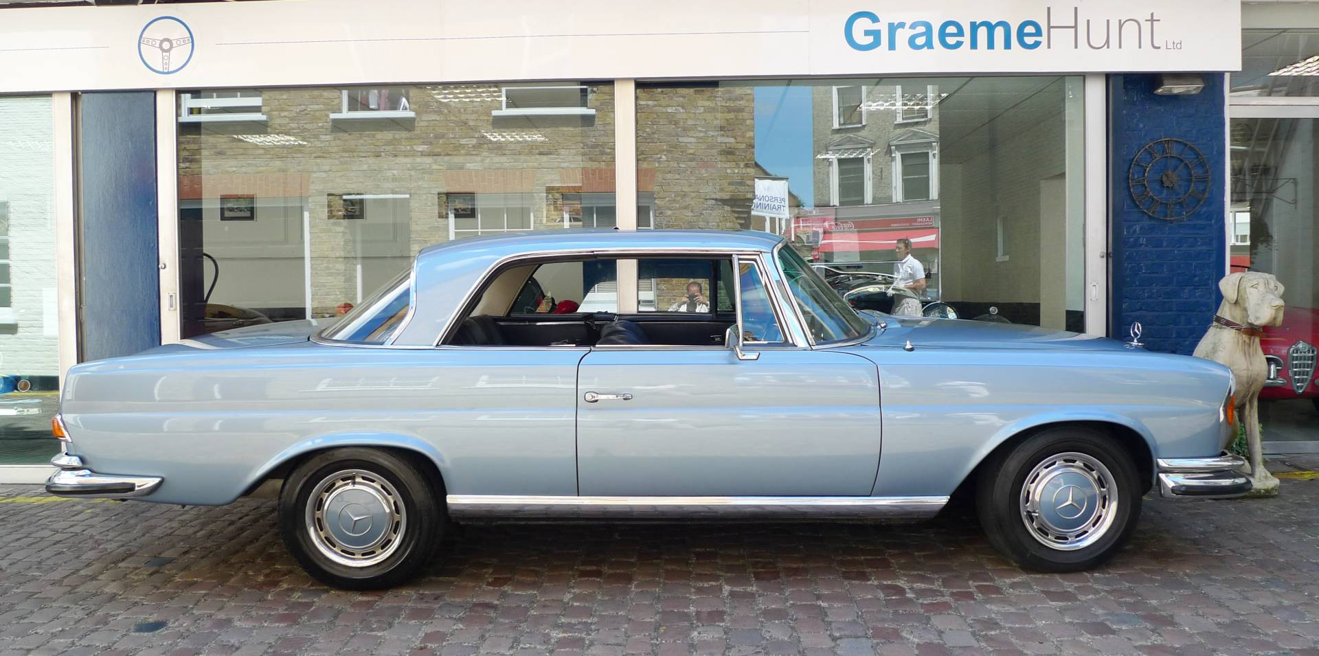 For Sale Mercedes Benz 280 Se 3 5 1971 Offered For Gbp