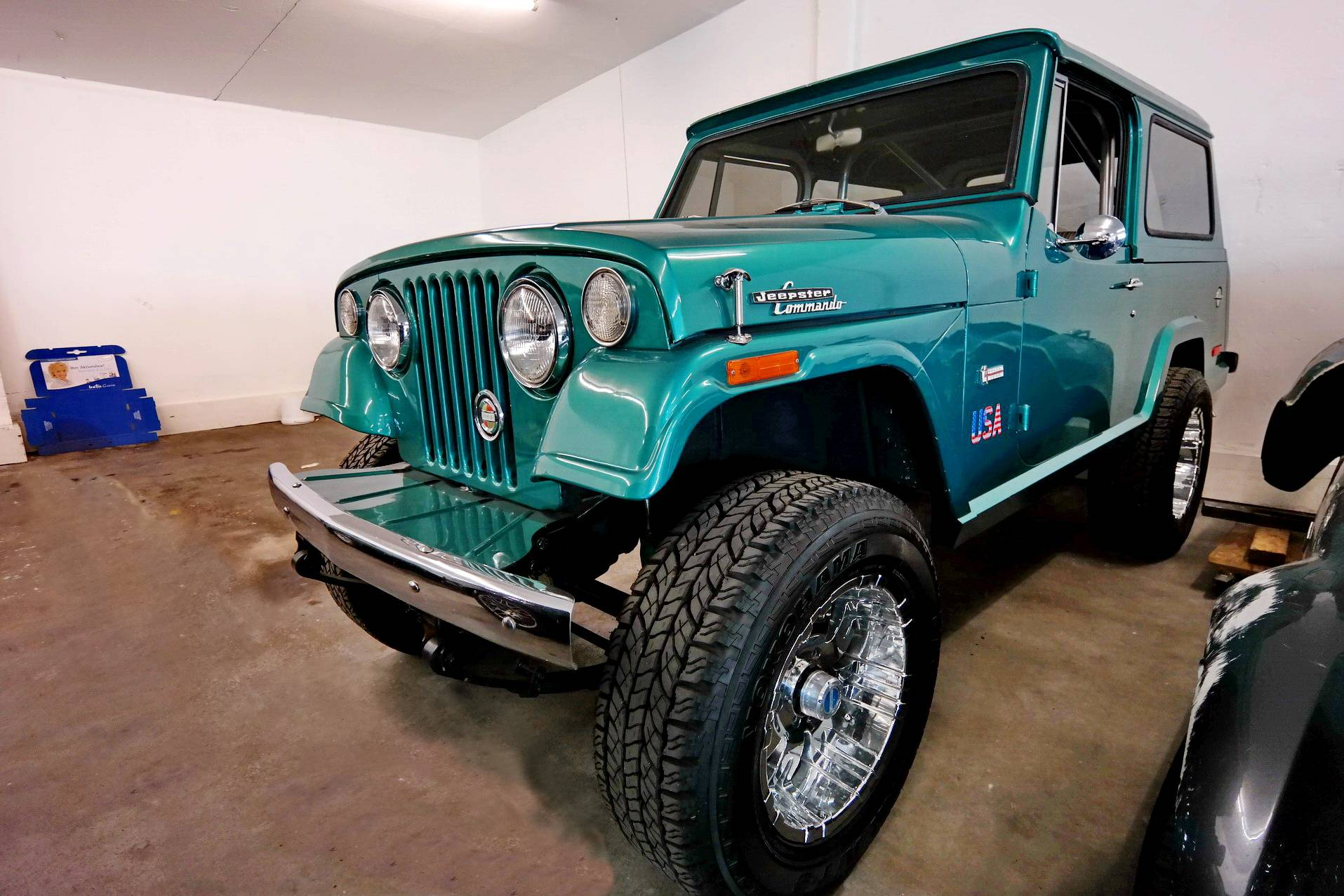 Jeep Jeepster Commando C-101