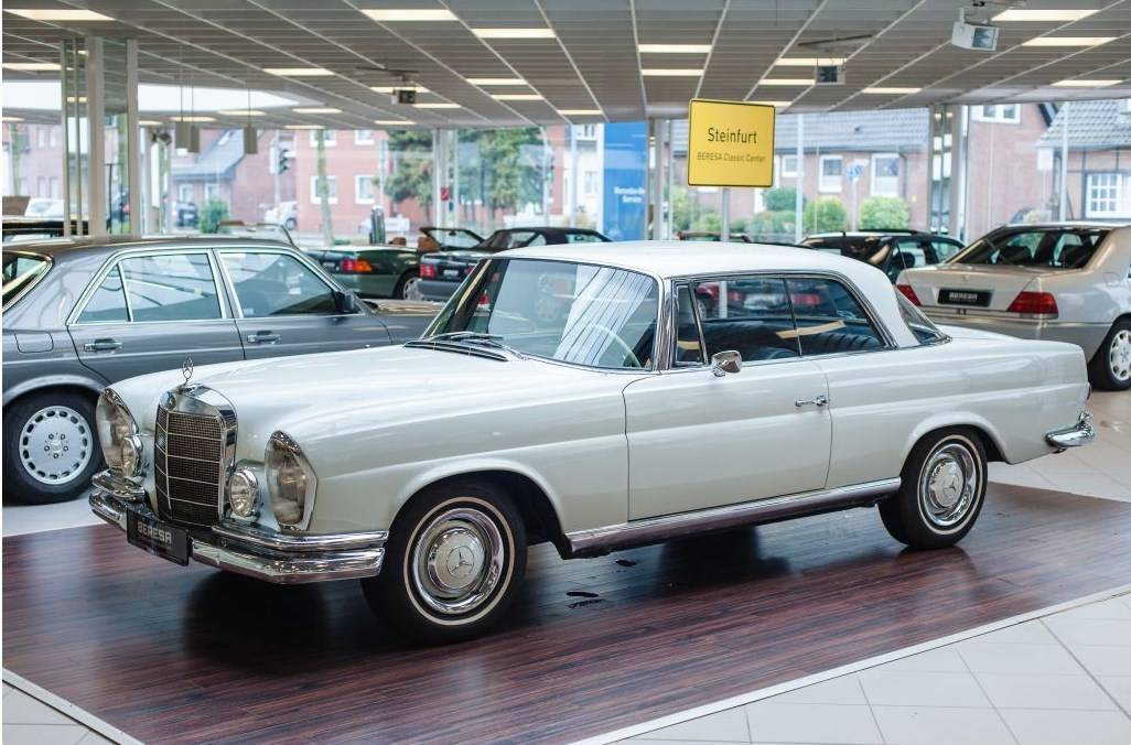 For sale mercedes benz 250 se 1967 offered for aud 88 637 for Mercedes benz 250 se