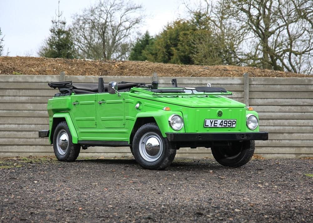 Volkswagen Thing 1600