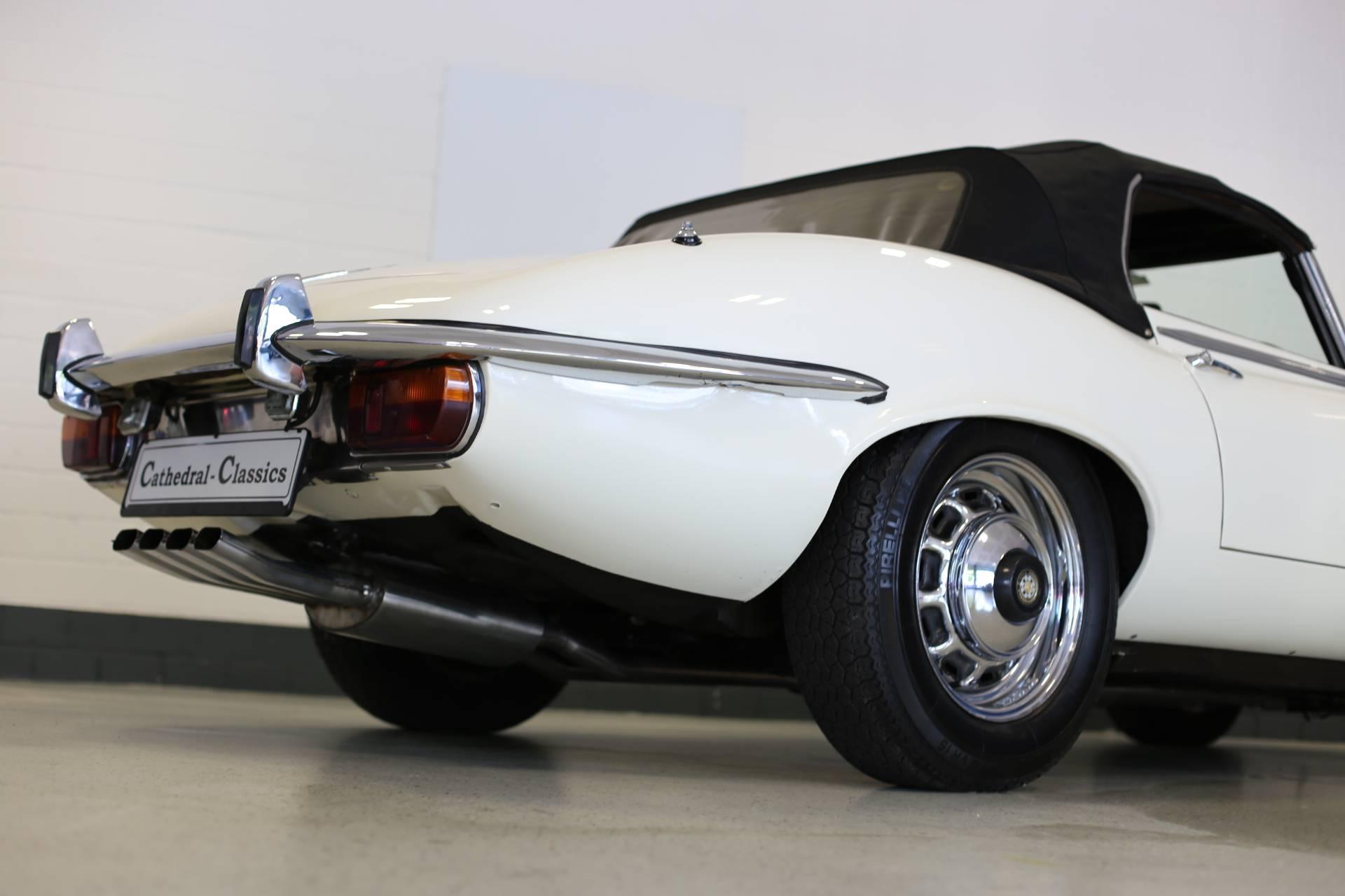 jaguar e type v12 1973 f r eur kaufen. Black Bedroom Furniture Sets. Home Design Ideas