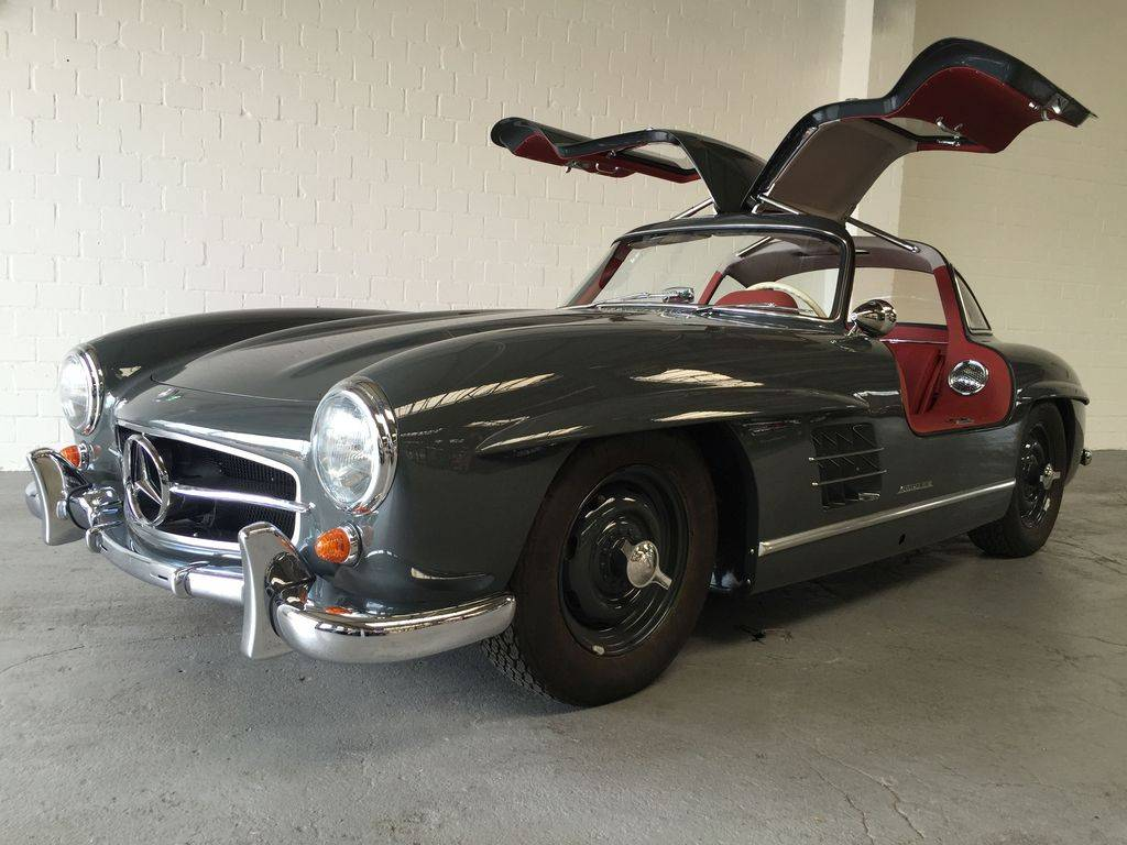 mercedes benz 300 sl fl gelt rer 1955 kaufen classic trader. Black Bedroom Furniture Sets. Home Design Ideas