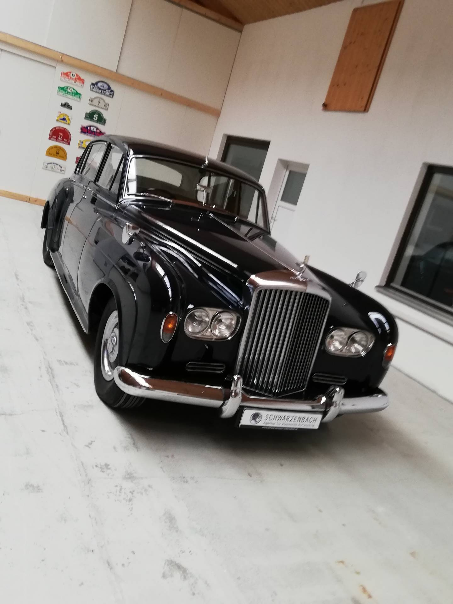 Bentley S 2 - Britisher Luxus in preserved condition