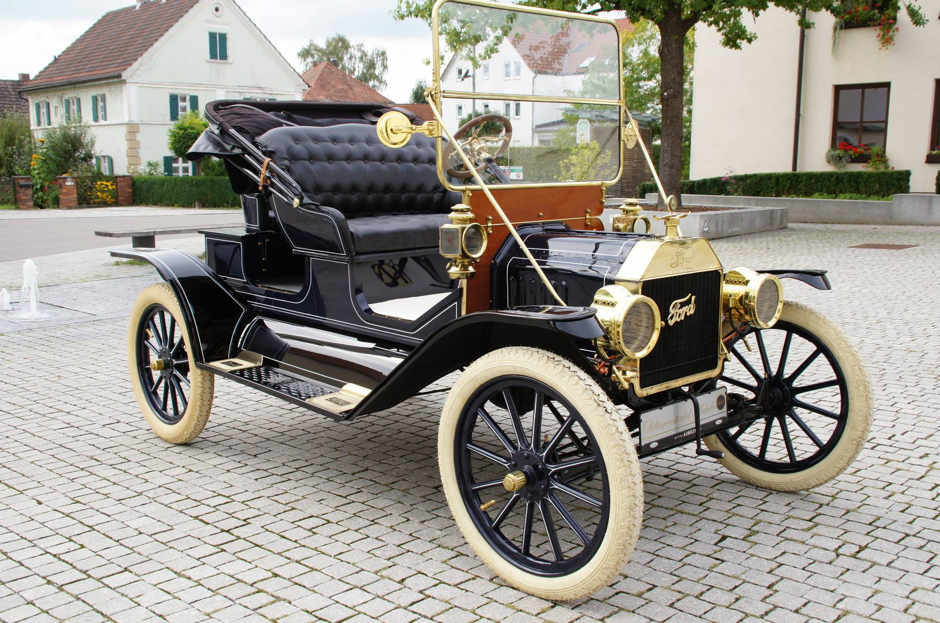 ford modell t convertible 1912 f r eur kaufen. Black Bedroom Furniture Sets. Home Design Ideas