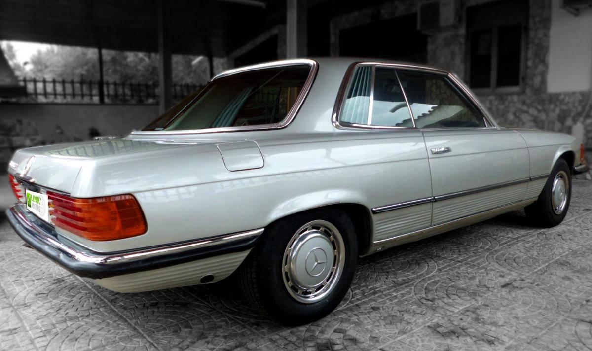 Mercedes benz 350 slc 1976 in vendita a eur for Mercedes benz 350 slc
