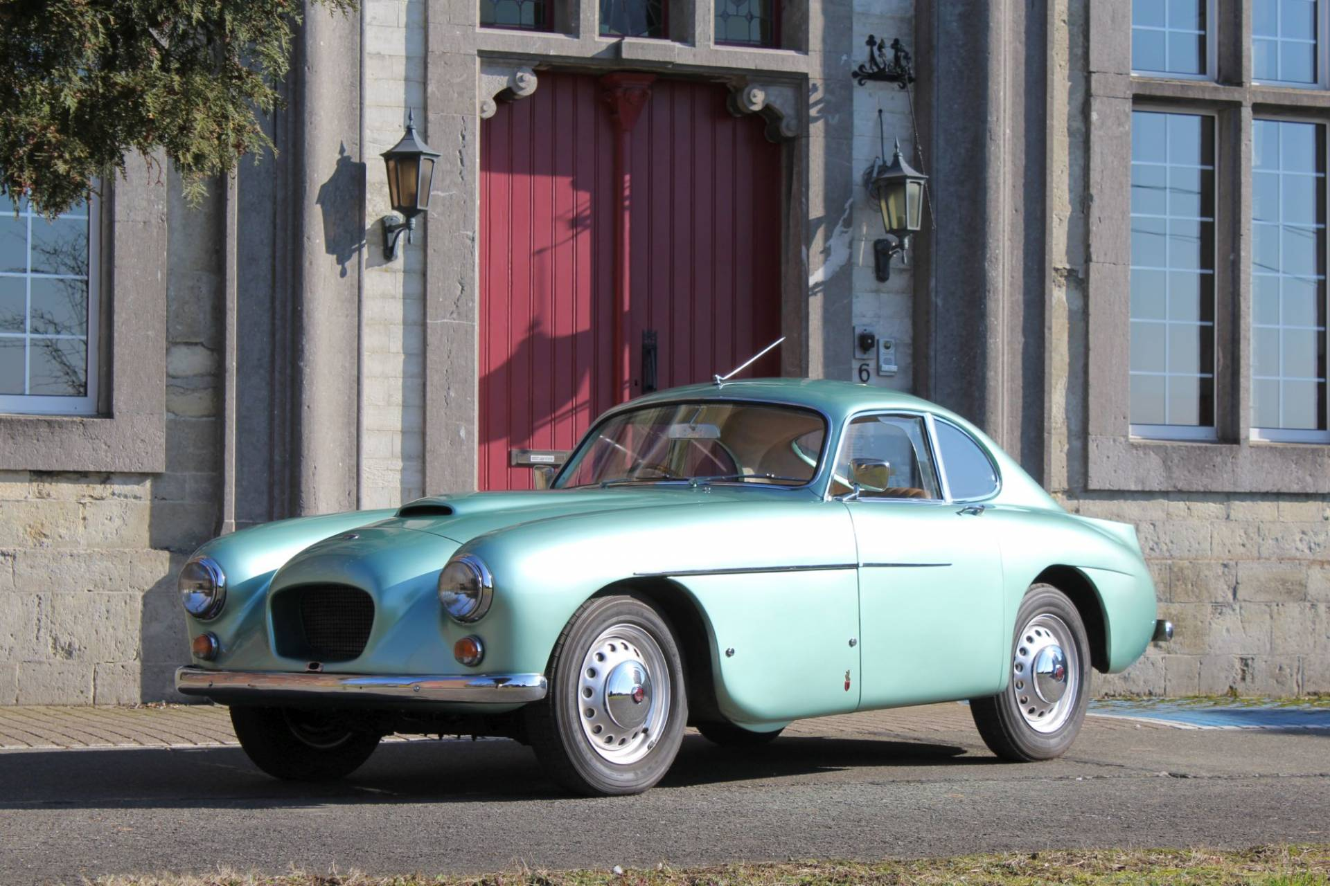 Bristol 404 Coupé - Bristol 404 ex-King Hussein of Jordan