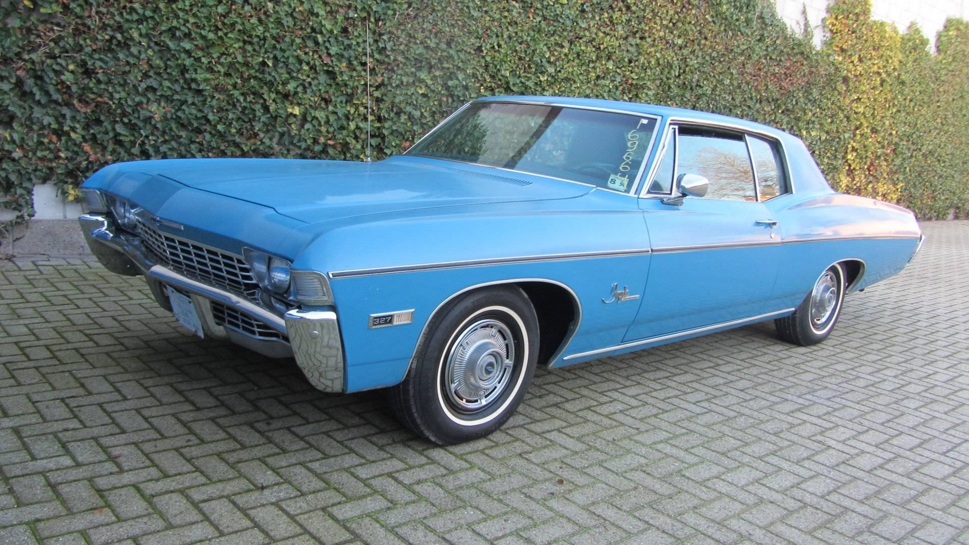 chevrolet impala 1968 f r eur kaufen. Black Bedroom Furniture Sets. Home Design Ideas
