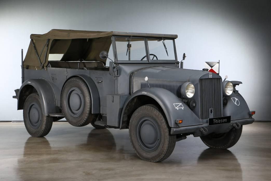 E Thiesen Classic Cars