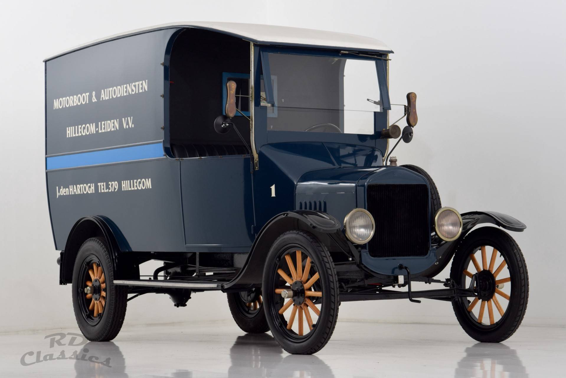 Ford Modell T Delivery Truck