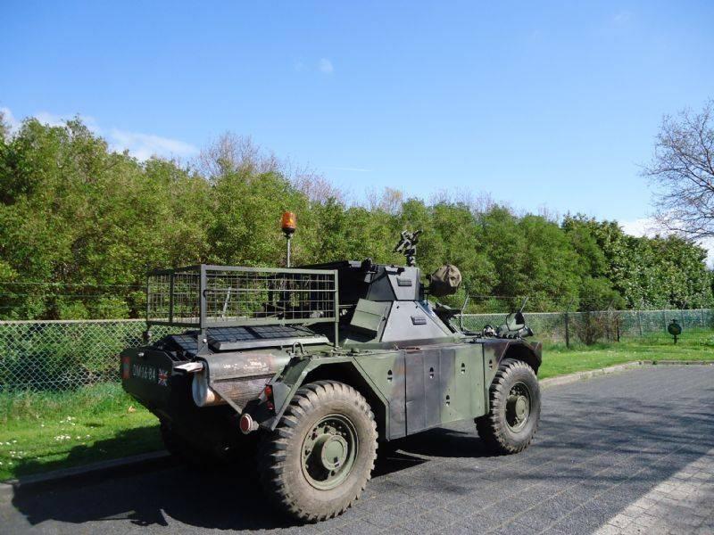 for sale daimler ferret armoured car 1965 offered for aud 44 406. Black Bedroom Furniture Sets. Home Design Ideas