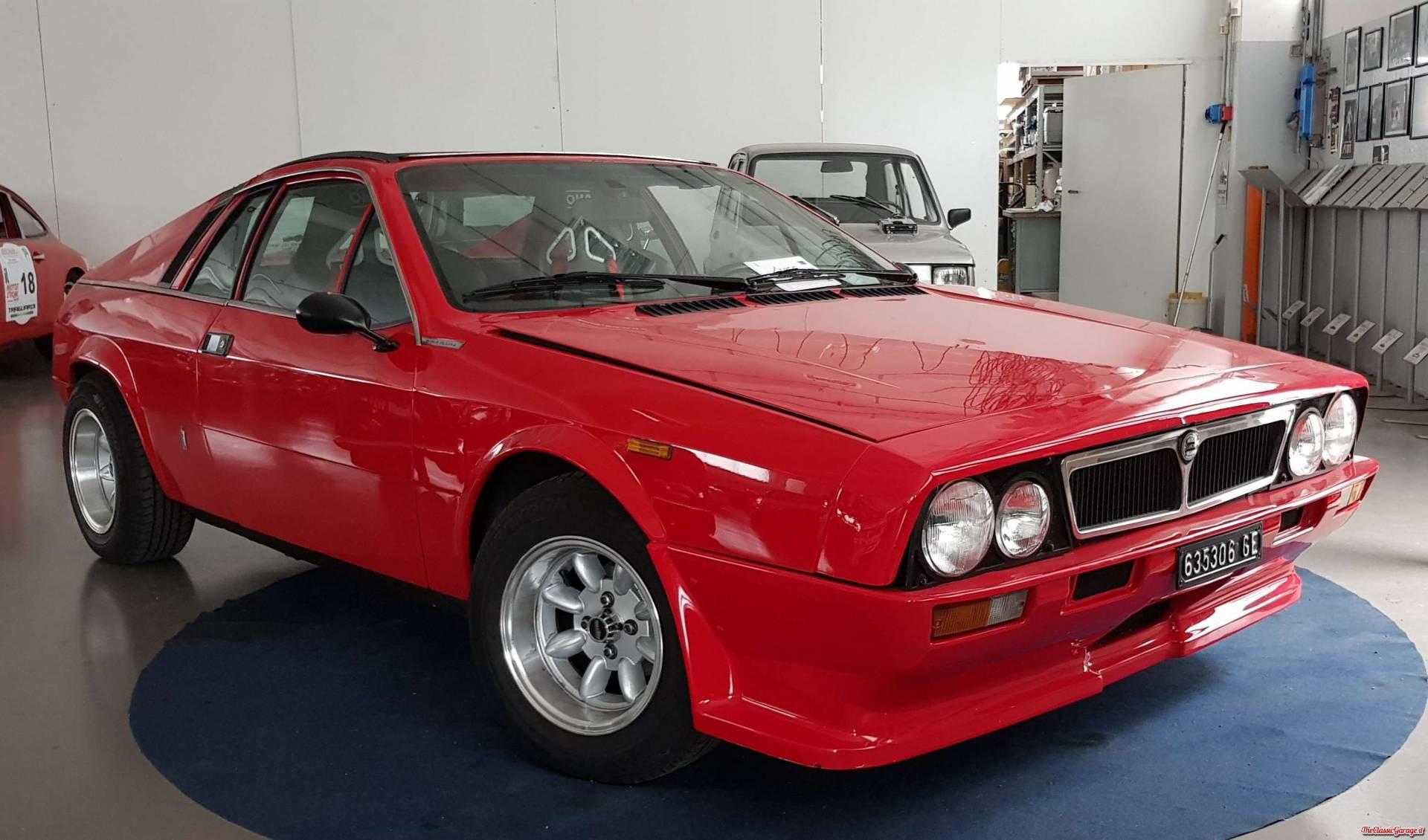 Lancia Beta Montecarlo  1976  F U00fcr Eur 25 000 Kaufen