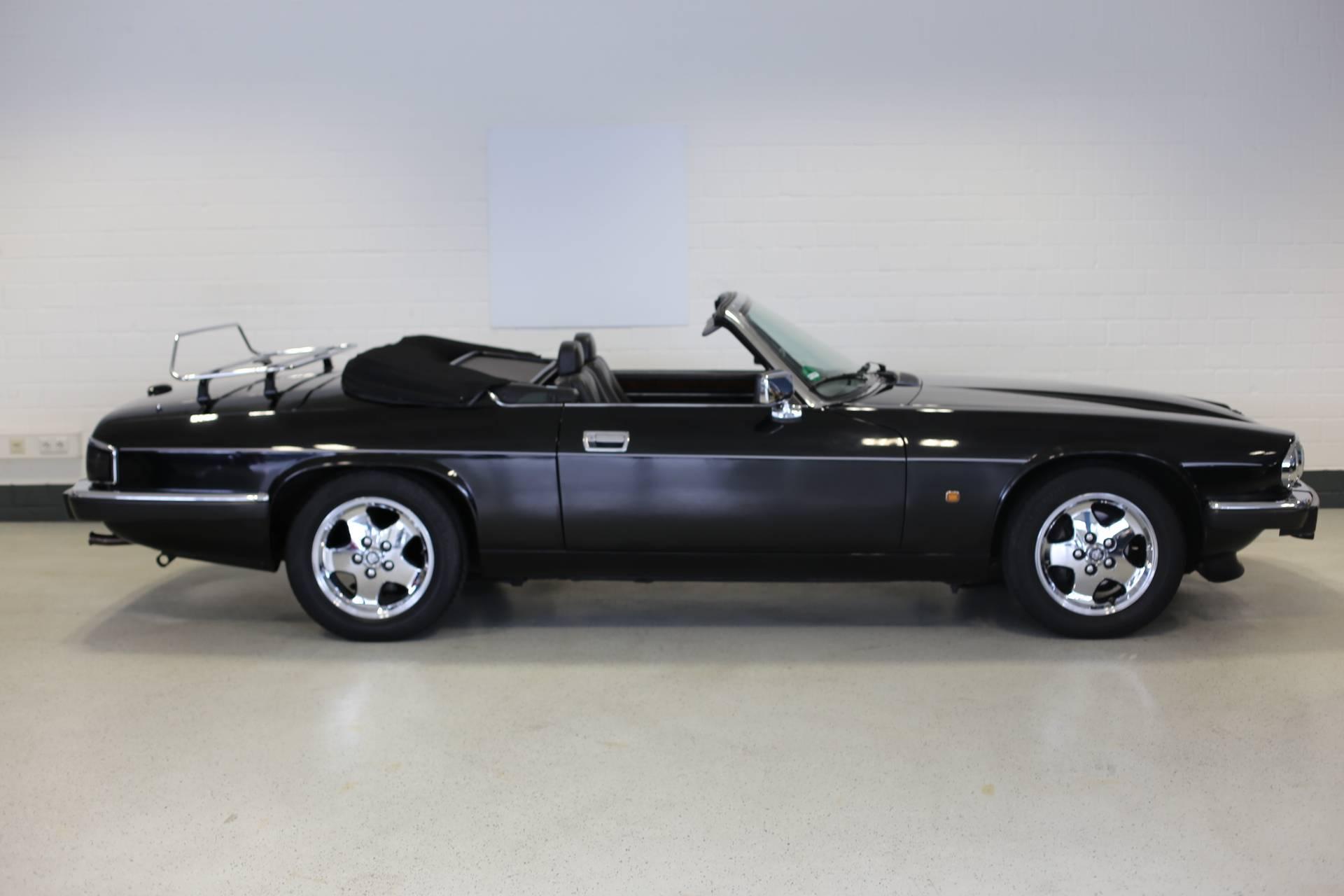 jaguar xjs 4 0 1992 f r chf 36 39 156 kaufen. Black Bedroom Furniture Sets. Home Design Ideas