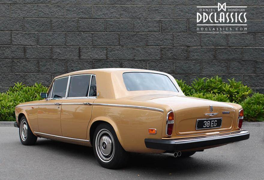 for sale rolls royce silver wraith ii 1977 offered for. Black Bedroom Furniture Sets. Home Design Ideas