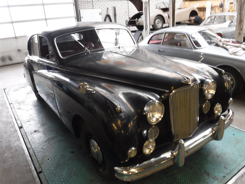 For Sale: Jaguar Mk VII M (1957) offered for AUD 27,580