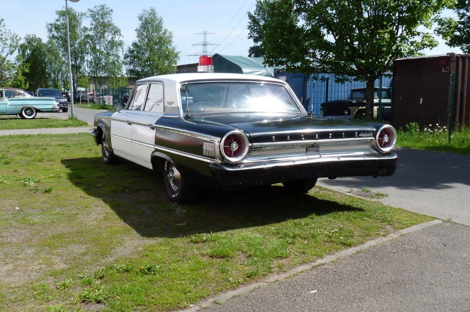 ford galaxie 500 sedan 1963 f r eur kaufen. Black Bedroom Furniture Sets. Home Design Ideas
