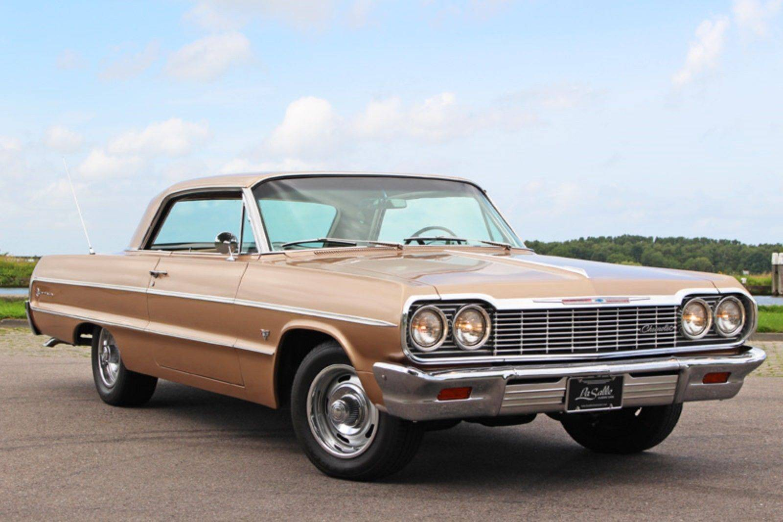 chevrolet impala sport coupe 1964 f r eur kaufen. Black Bedroom Furniture Sets. Home Design Ideas