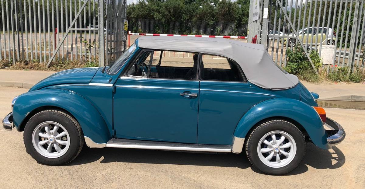 For Sale Volkswagen Beetle 1303 Ls 1974 Offered For Gbp 9 500