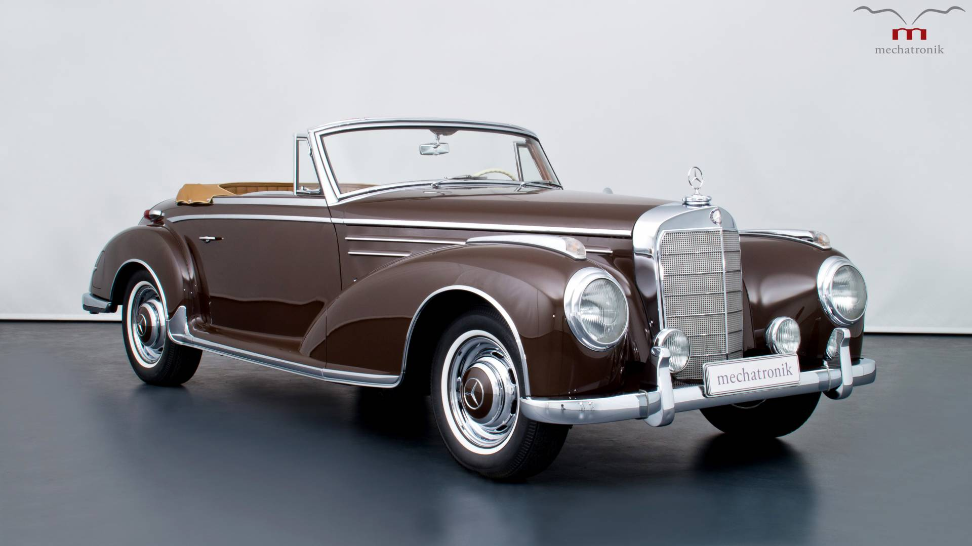 Mercedes benz 300 sc roadster 1956 for sale classic trader for Mercedes benz sc