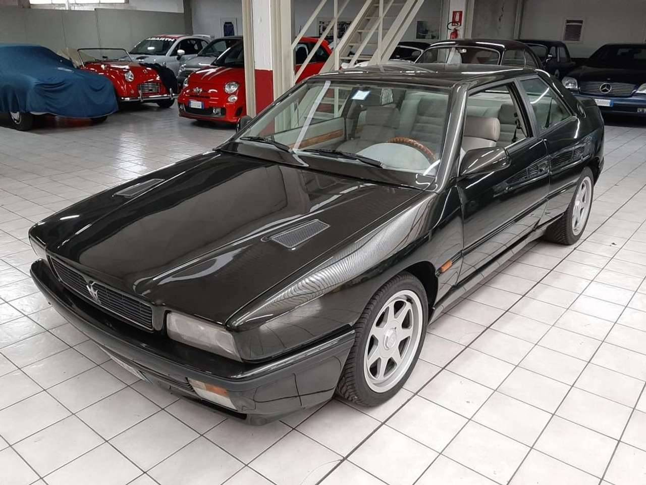 For Sale: Maserati Ghibli 2.0 (1992) offered for AUD 40,730