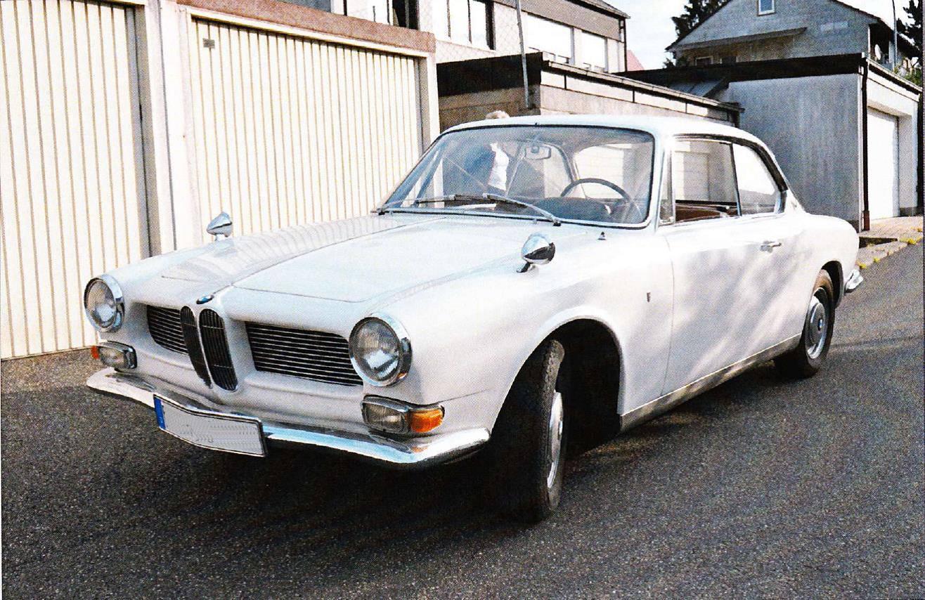 BMW 3200 CS (1964) kaufen - Classic Trader