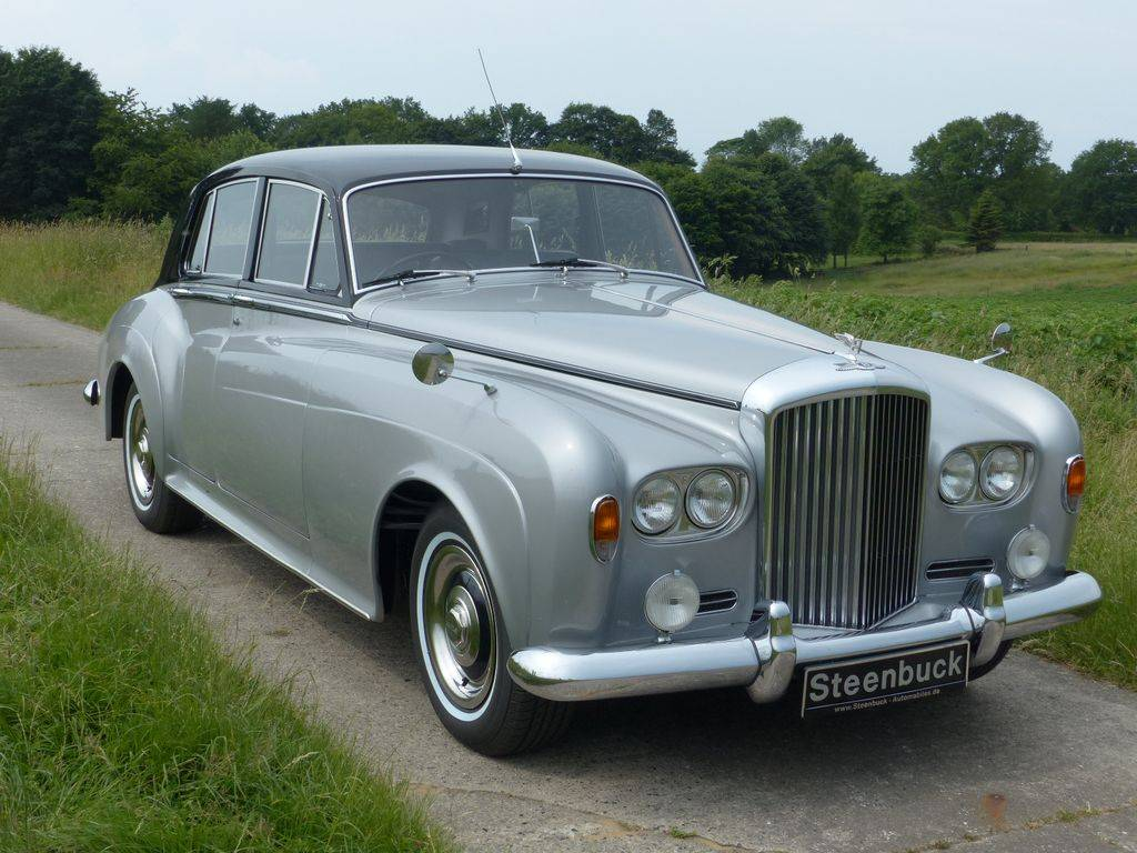 Bentley S 3 - Bentley S 3 saloon 1965