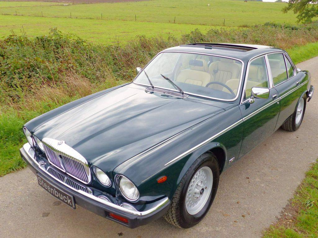 Daimler Double Six Series 3 - Daimler (Jaguar) Double Six Series III 1992