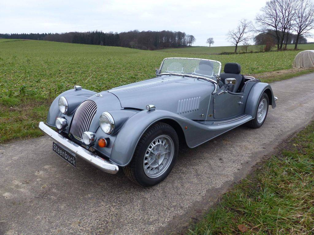 Morgan Plus 8 - Morgan Plus 8 Roadster (2001)