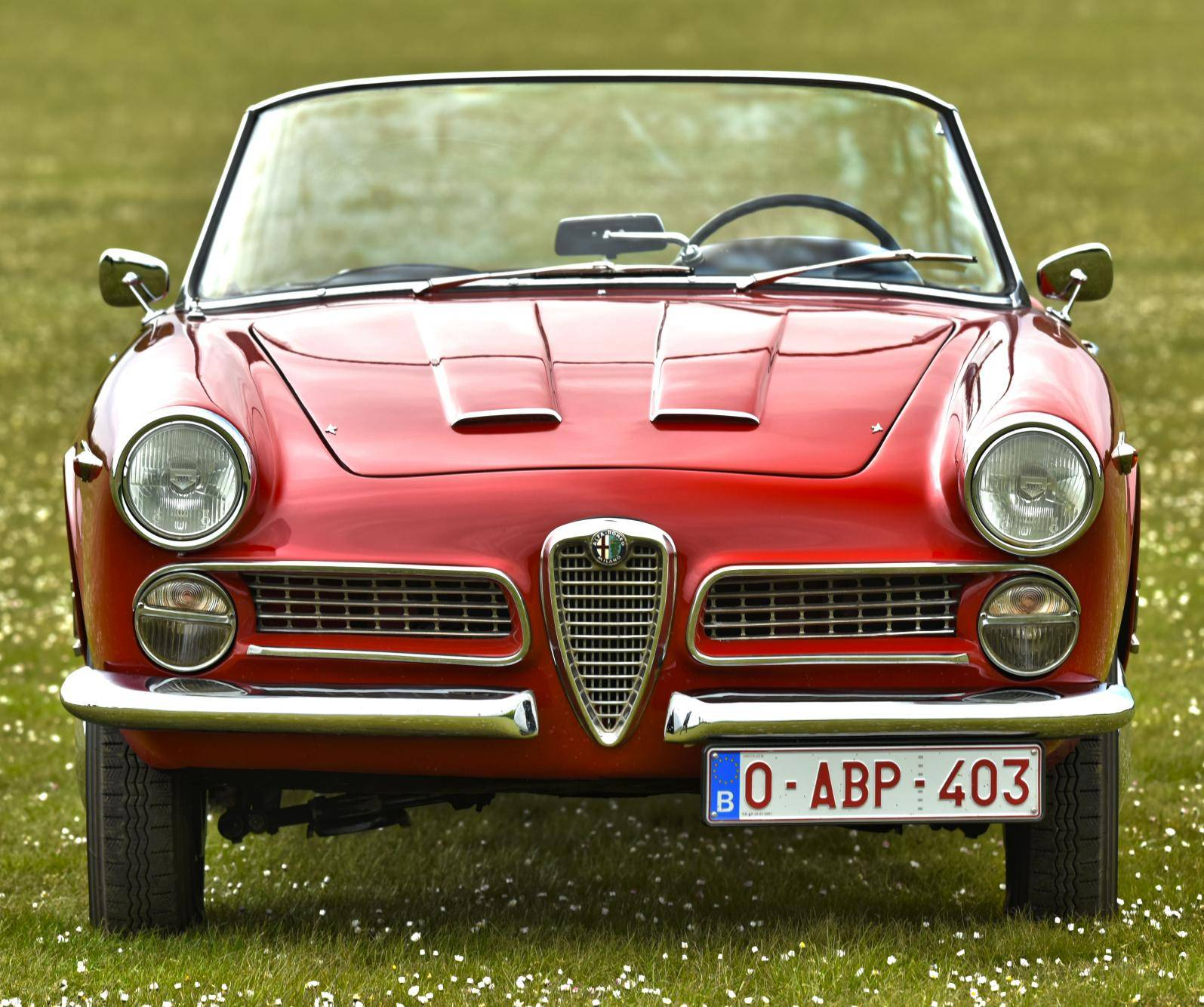 For Sale: Alfa Romeo 2000 Spider Veloce (1962) Offered For
