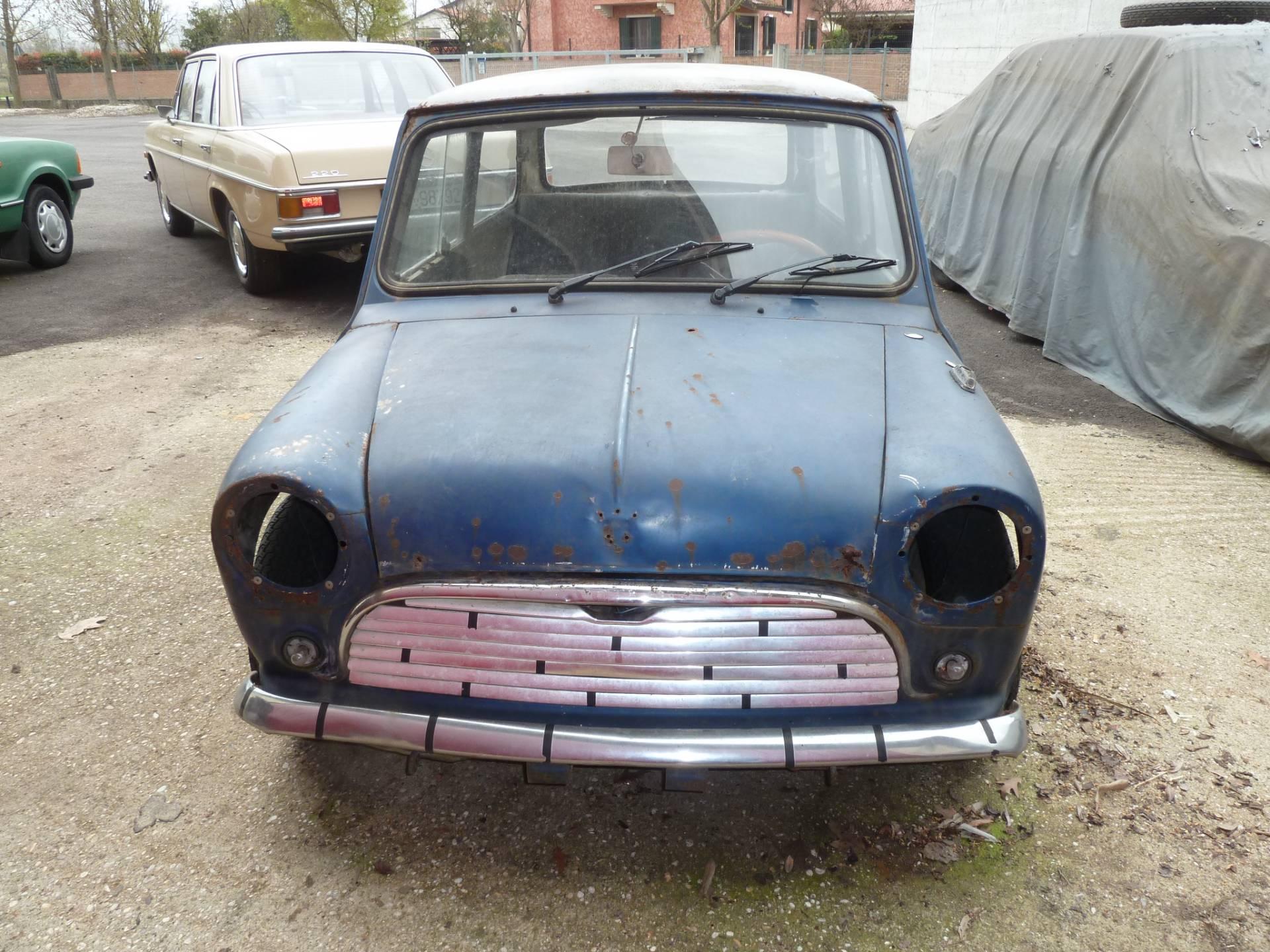austin mini 1000 1968 f r eur kaufen