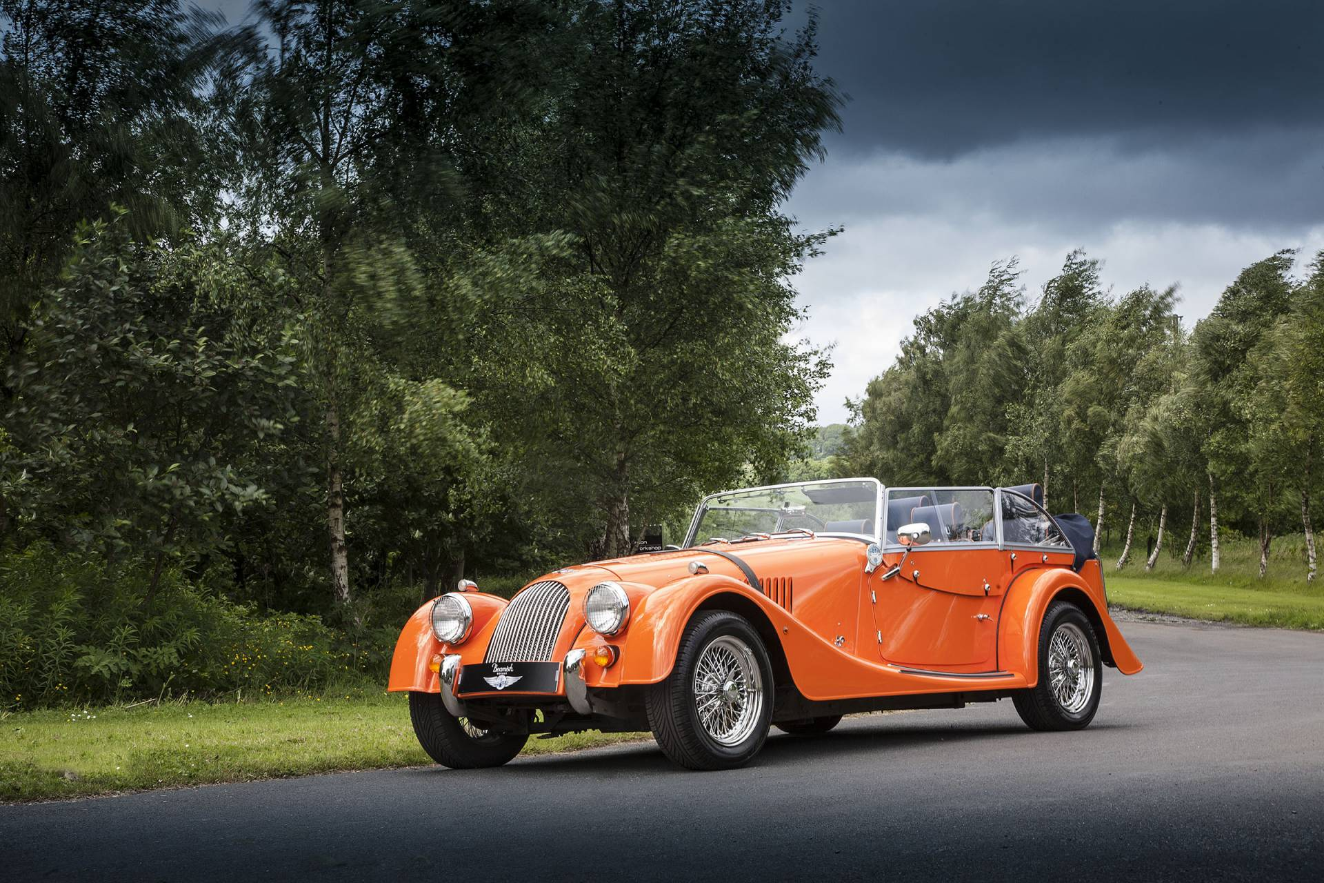 Morgan Plus 4 4-seater
