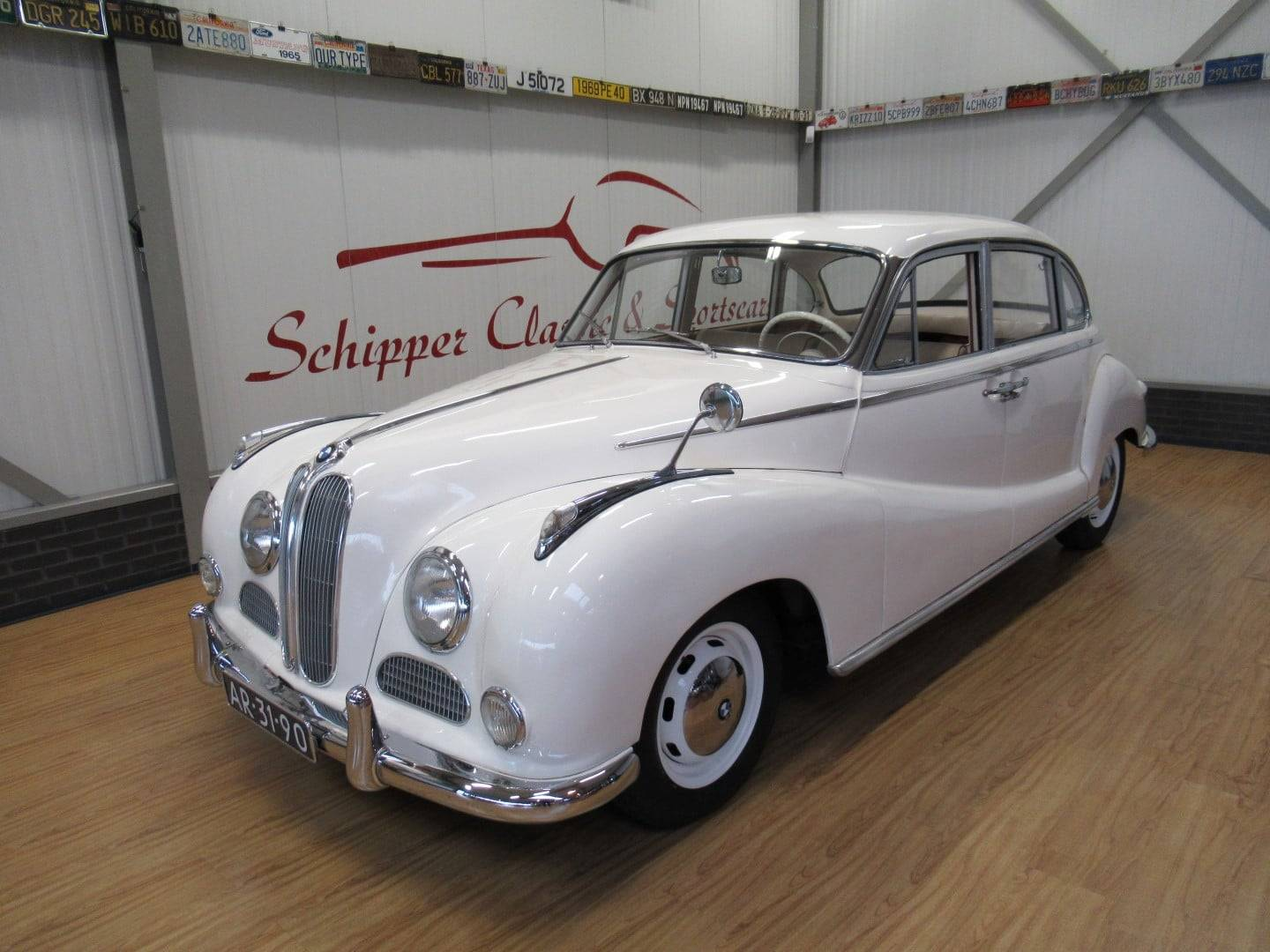 BMW 502 - 3,2 Litre Super