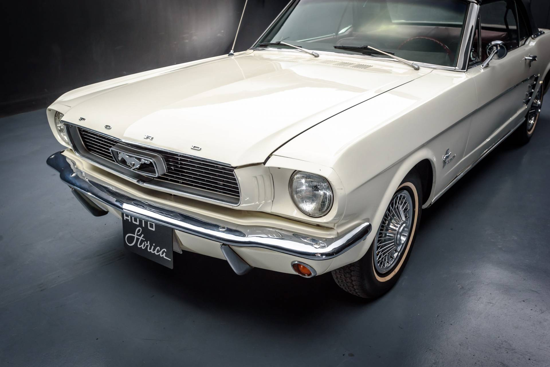 For Sale: Ford Mustang 200 (1966) offered for GBP 29,846