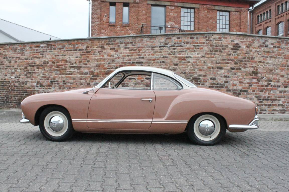 volkswagen karmann ghia 1200 1957 f r eur kaufen. Black Bedroom Furniture Sets. Home Design Ideas