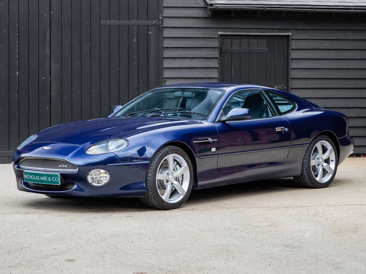 Aston Martin DB 7 GTA