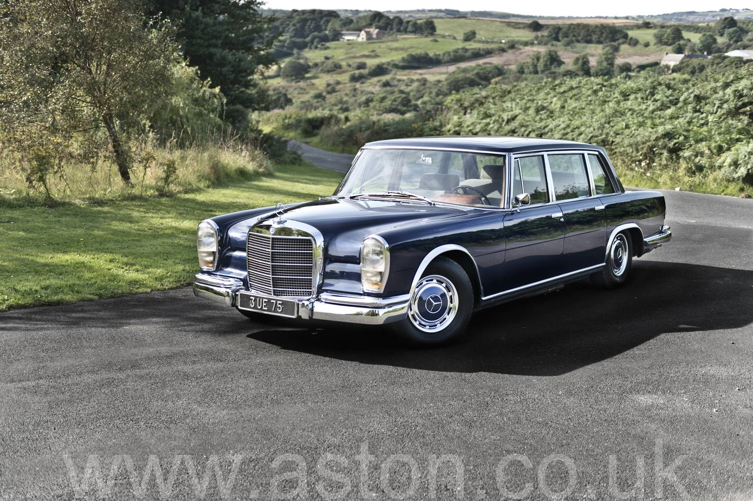 For sale mercedes benz 600 1967 offered for gbp 79 990 for Mercedes benz 600 for sale