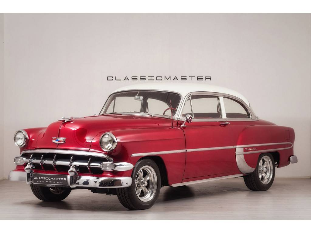 chevrolet bel air coupe 1954 f r eur kaufen. Black Bedroom Furniture Sets. Home Design Ideas