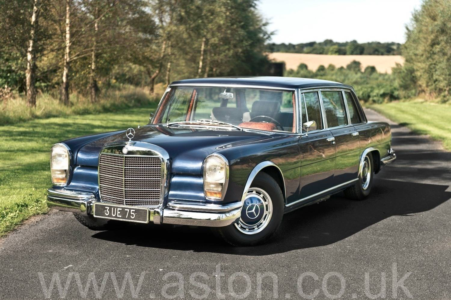 For sale mercedes benz 600 1967 offered for gbp 79 990 for Mercedes benz 600