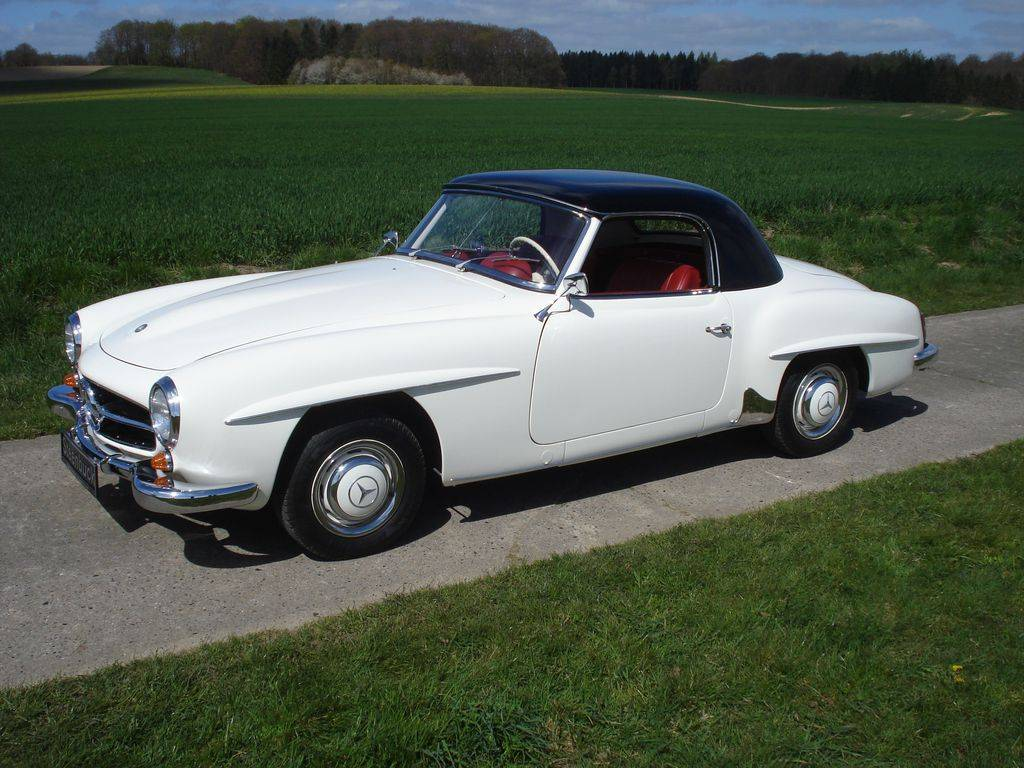 Mercedes benz 190 sl 1959 for sale classic trader for Mercedes benz 190 for sale