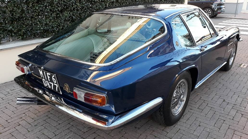 Maserati Mistral 4000 (1968) in vendita - Classic Trader