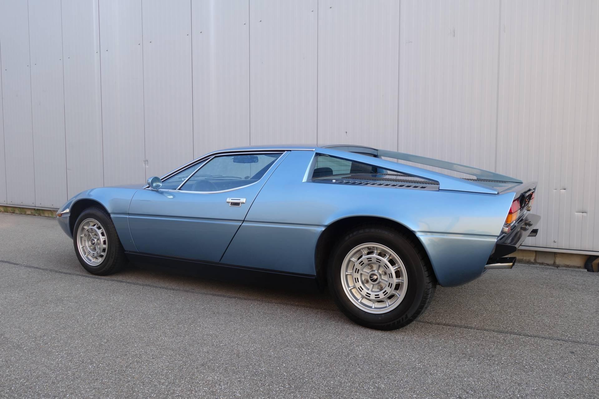 Maserati Merak 2000 GT (1982) für 65.900 EUR kaufen