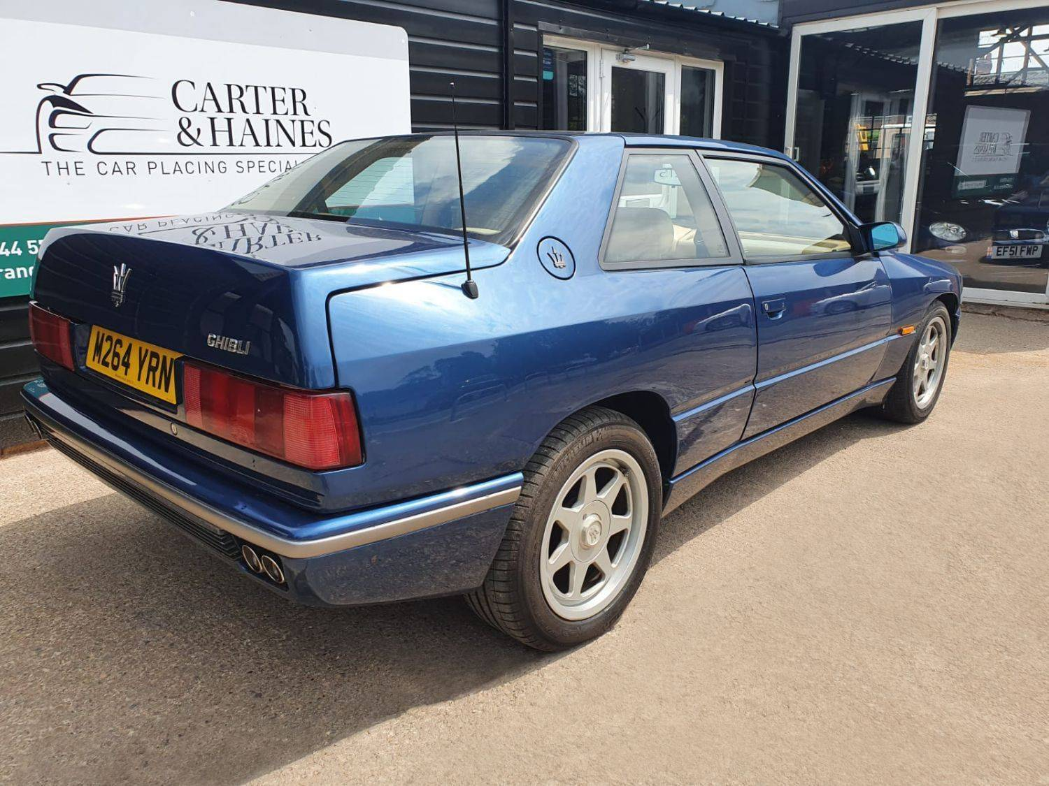 For Sale: Maserati Ghibli 2.8 (1995) offered for GBP 14,995