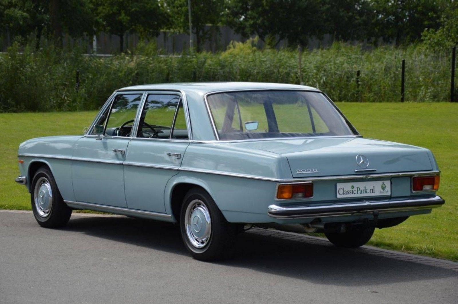 Mercedes benz 200 d 1968 f r chf 17 39 330 kaufen for Mercedes benz 330