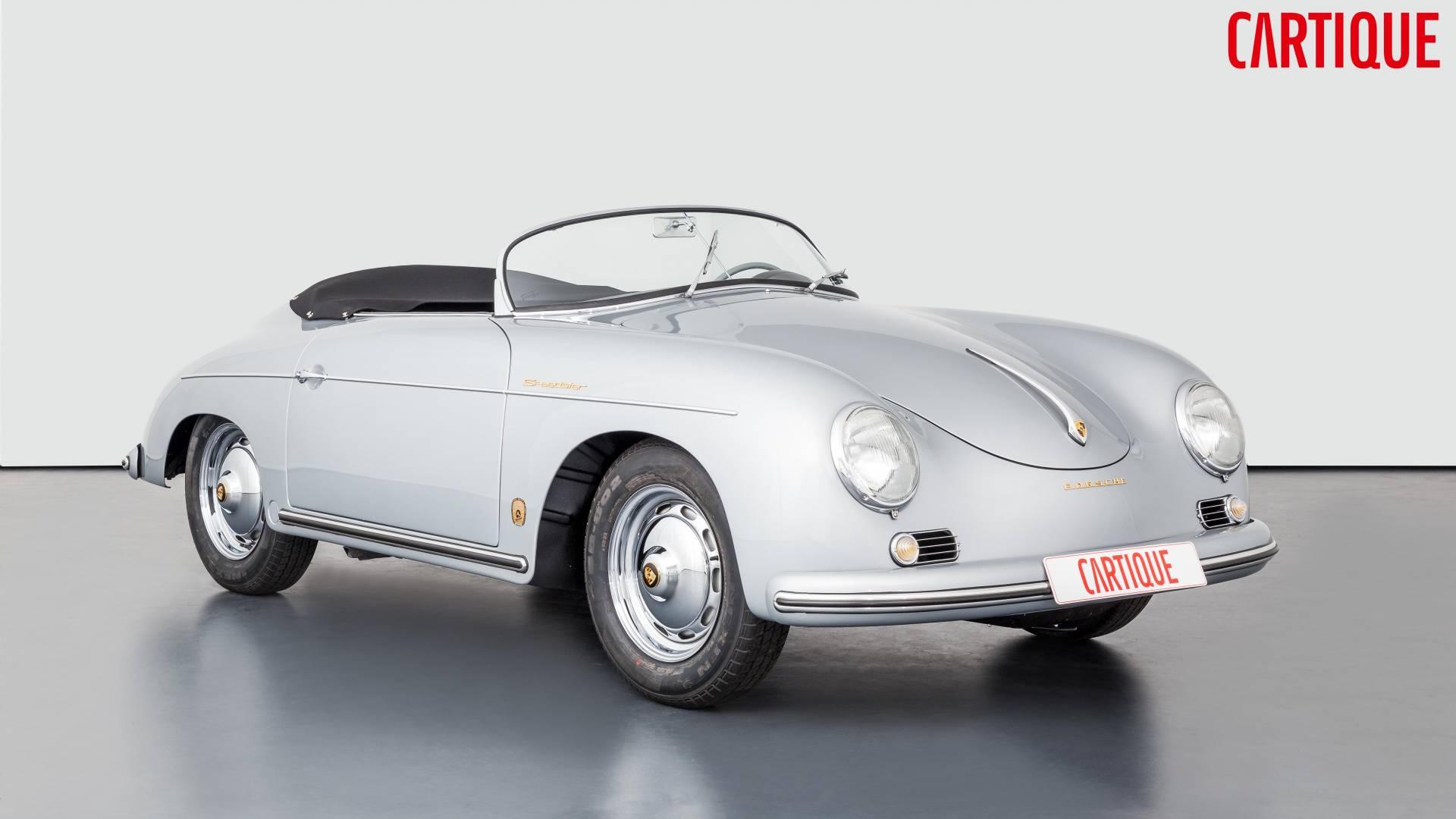 For Sale Porsche 356 1600 Speedster 1956 Offered For Gbp 325 864
