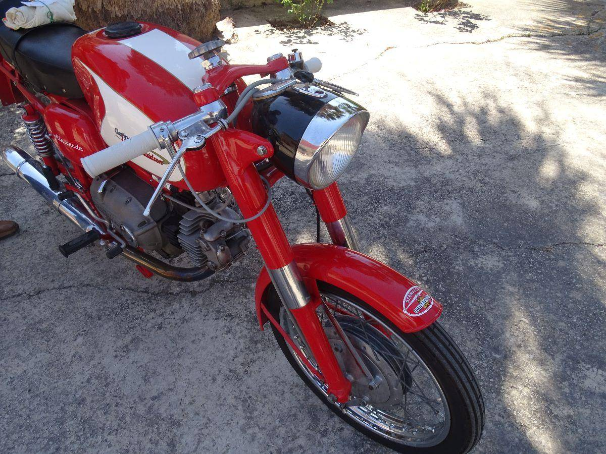 For Sale: Aermacchi Harley-Davidson Sprint H 250 (1959) offered for