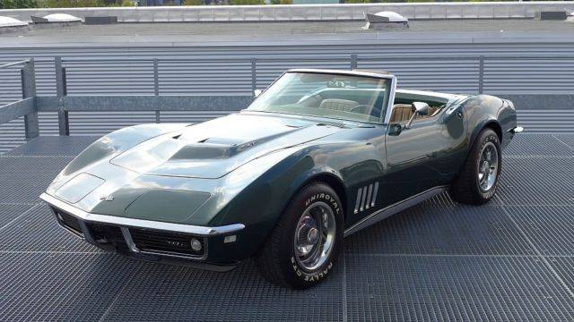 chevrolet corvette stingray 1968 f r eur kaufen. Black Bedroom Furniture Sets. Home Design Ideas