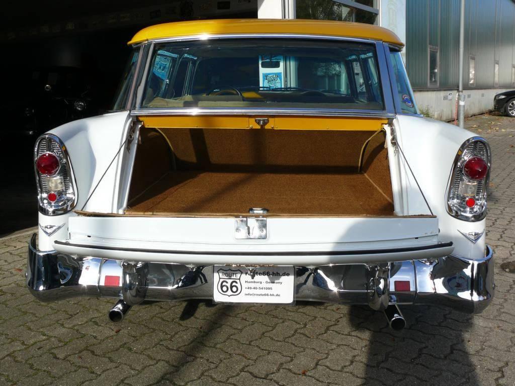 Chevrolet Bel Air Nomad 1956 Fr 75900 Eur Kaufen 1957 Chevy