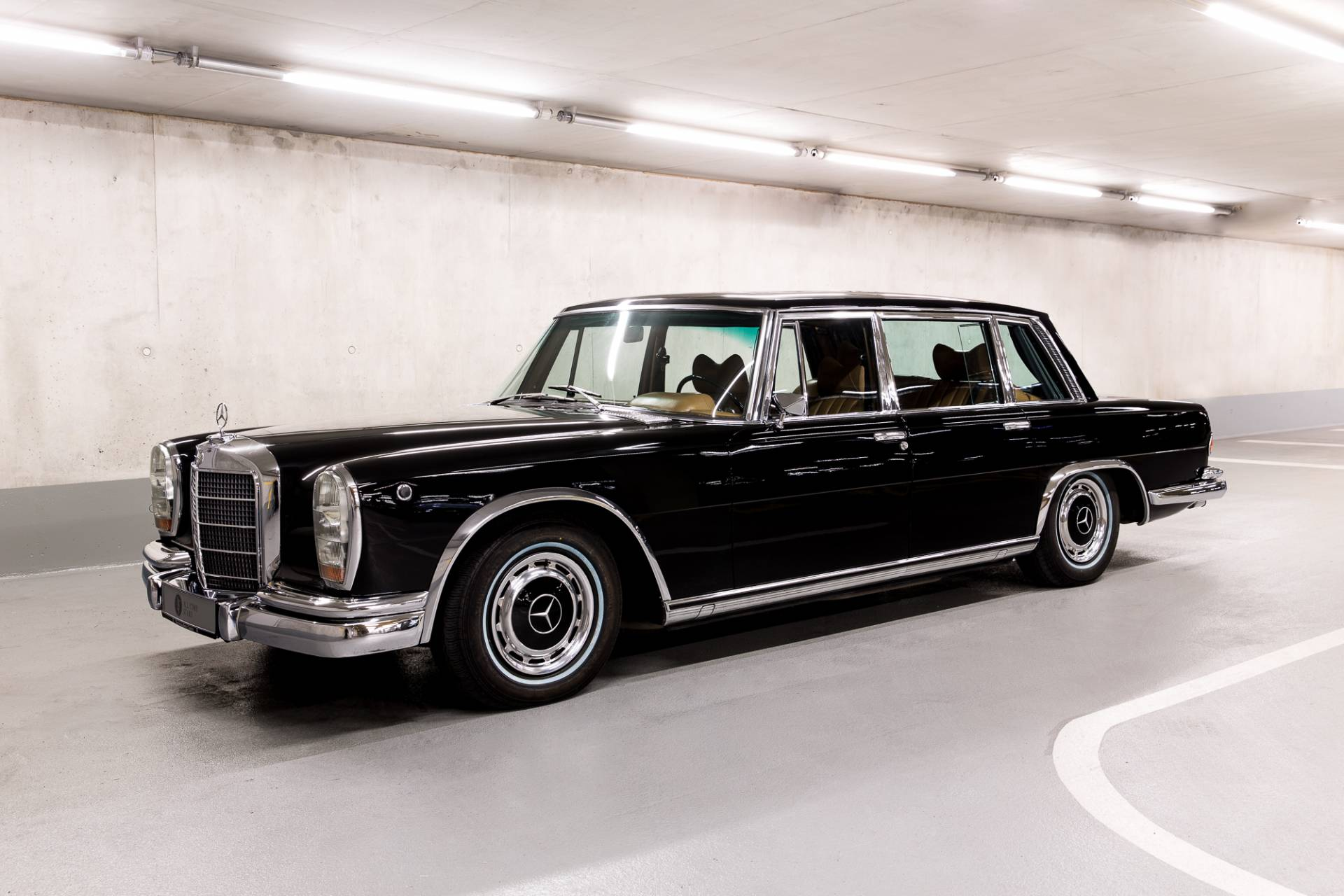 Mercedes benz 600 1979 kaufen classic trader for Mercedes benz c 600