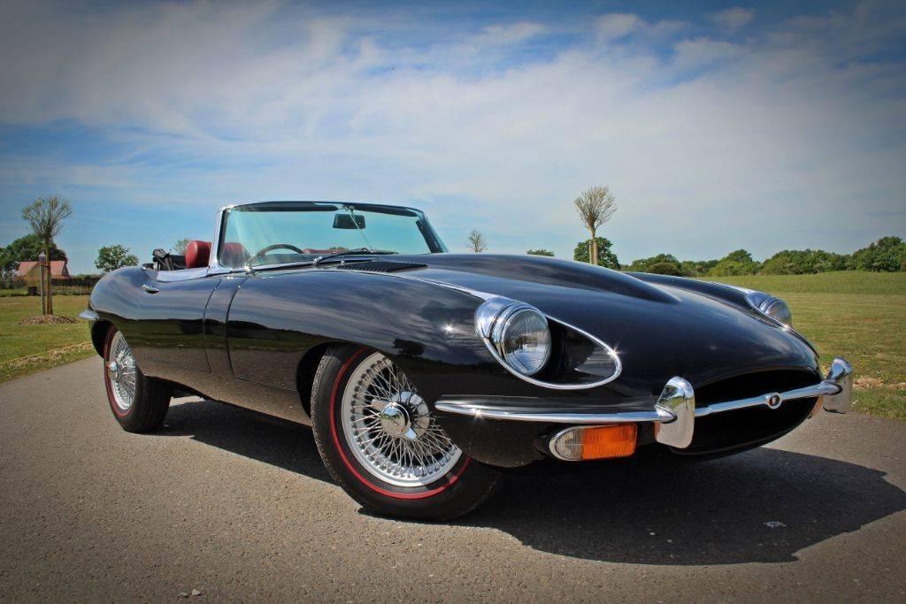 jaguar e type 1969 f r eur kaufen