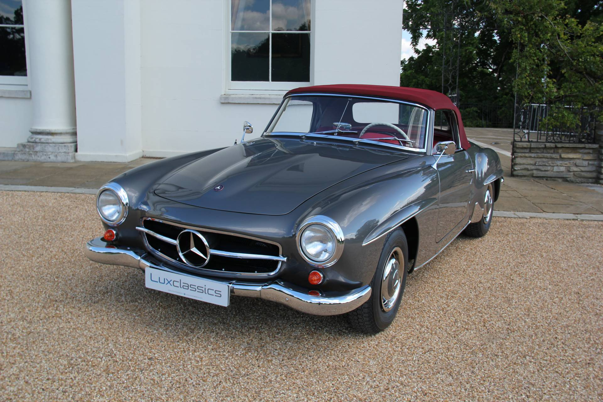 Mercedes-Benz 190 SL (1958) for Sale - Classic Trader